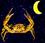 Mondkalender / Mondrhythmus: Mond abnehmend im Sternzeichen Krebs