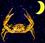 MMondkalender / Mondrhythmus: Mond zunehmend im Sternzeichen Krebs