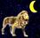 Mondkalender / Mondrhythmus: Mond abnehmend im Sternzeichen Löwe