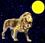 Mondkalender / Mondrhythmus: Vollmond im Sternzeichen Löwe