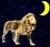 Mondkalender / Mondrhythmus: Mond zunehmend im Sternzeichen Löwe
