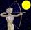 Mondkalender / Mondrhythmus: Vollmond im Sternzeichen Schütze