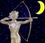 Mondkalender / Mondrhythmus: Mond zunehmend im Sternzeichen Schütze