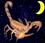 Mondkalender / Mondryhthmus: Mond zunehmend im Sternzeichen Skorpion