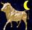Mondkalender / Mondrhythmus: Mond abnehmend im Sternzeichen Stier