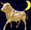 Mondkalender / Mondrhythmus: Mond zunehmend im Sternzeichen Stier