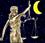 Mondkalender / Mondrhythmus: Mond abnehmend im Sternzeichen Waage