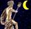 Mondkalender / Mondrhythmus: Mond abnehmend im Sternzeichen Wassermann