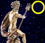Mondkalender / Mondrhythmus: Neumond im Sternzeichen Wassermann