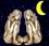 Mondkalender / Mondrhythmus: Mond abnehmend im Sternzeichen Zwilling