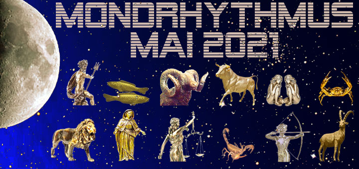Mondkalender Mai 2021