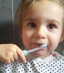 Zahnhygiene für Kinder