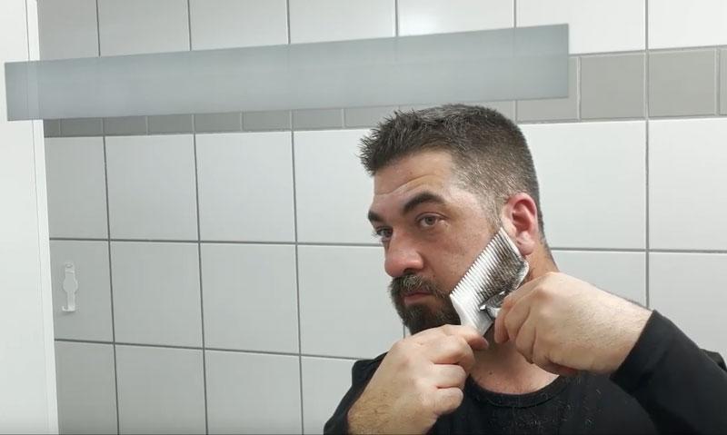 3D Bartkamm von CEO Orginal®